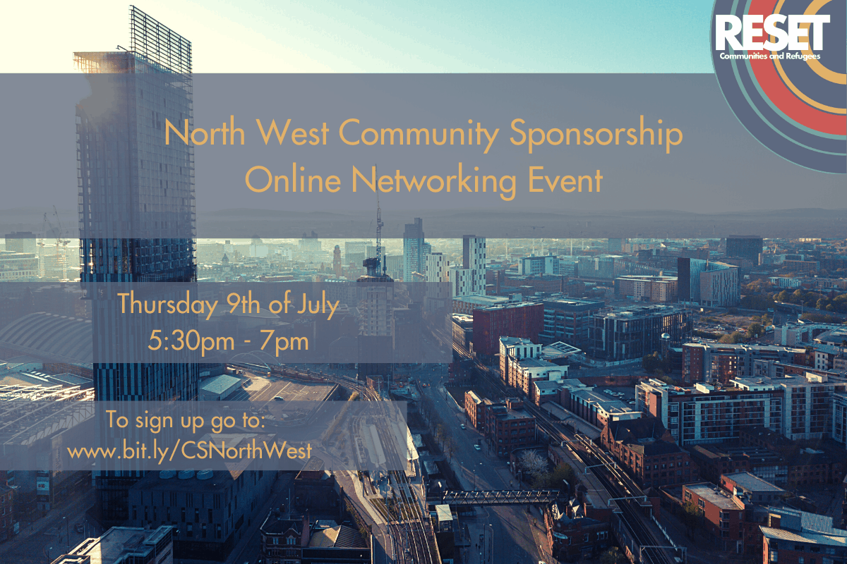 North West Community Sponsorship Networking Event