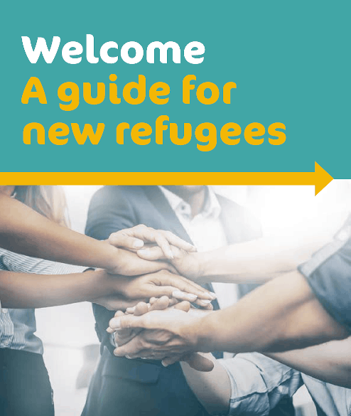 welcome guide - a new guide for refugees
